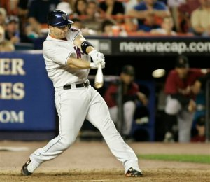 David Wright has been raking enough to become the NL batting average leader.