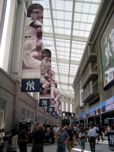 If there's any team that boasts enough great players in its history to justify all these banners, it's the Yankees. I'd put the Lakers, Celtics, Steelers and Giants on that list, too. Any others you can think of?