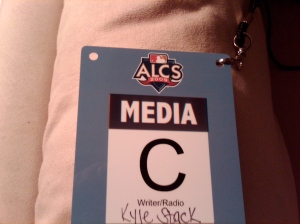 Press Credential