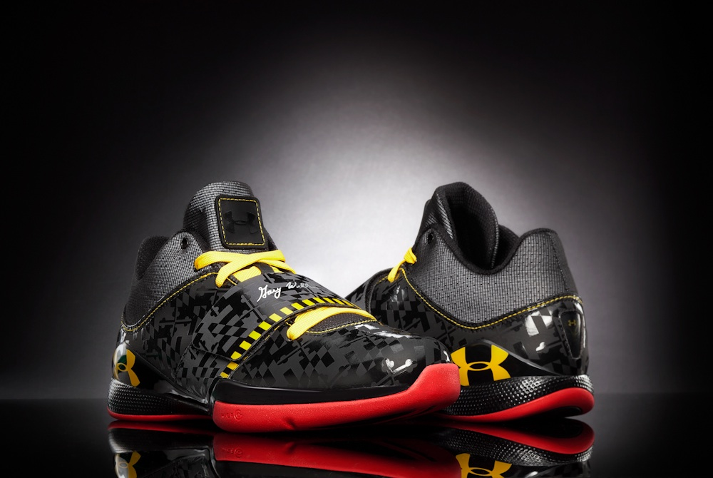 bloodline under armour shoes